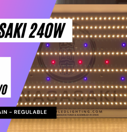 Nagasaki 240W LED for cannabis growers